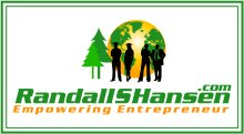 RandallSHansen.com: Empowering Entrepreneur logo